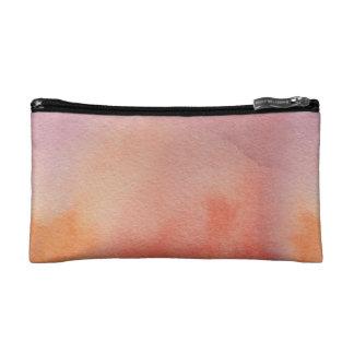 Beautiful Spring Abstract Watercolors Makeup Bag