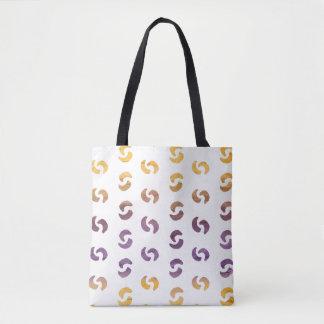 Beautiful Spring Abstract Watercolors Tote Bag