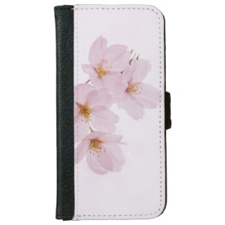Beautiful spring cherry blossoms in Tokyo iPhone 6 Wallet Case