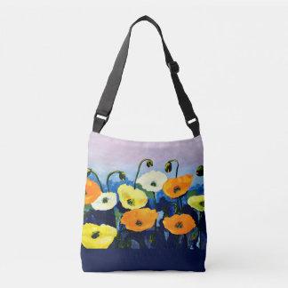 Beautiful spring flowers bag