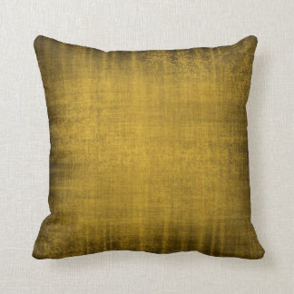 Beautiful Sq Vintage Velvet Look Cushion in Gold