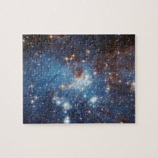 Beautiful stars jigsaw puzzle