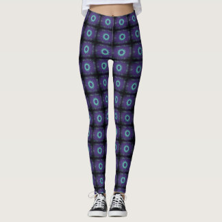 Beautiful Summer Night Out Feminine pattern Design Leggings