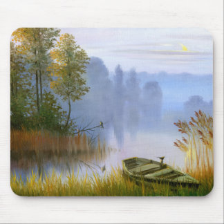 Beautiful Summer Painting Mouse Pad