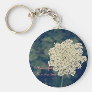 Beautiful Summertime Keychain