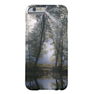 Beautiful Sun Rays Through the Forest Trees Barely There iPhone 6 Case