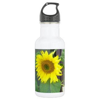 Beautiful Sunflower 532 Ml Water Bottle