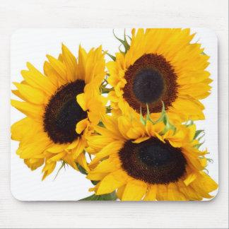 Beautiful Sunflowers Gifts Mousepads