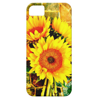 Beautiful Sunflowers iPhone 5 Case