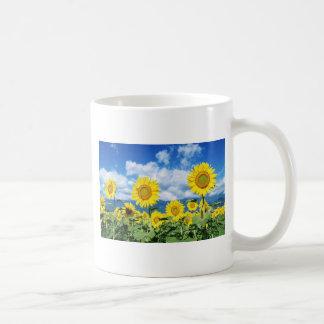 Beautiful Sunflowers Coffee Mugs