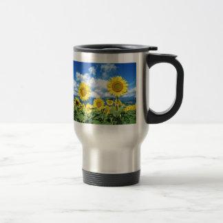 Beautiful Sunflowers Mugs