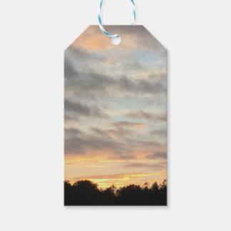 Beautiful Sunset Gift Tags