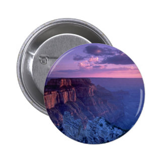 Beautiful Sunset Grand Canyon Arizona Button