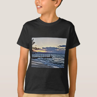Beautiful Sunset in Montego Bay, Jamaica T-Shirt