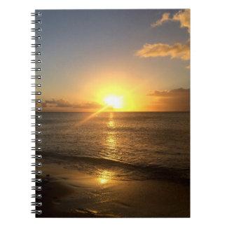 Beautiful Sunset Notebook