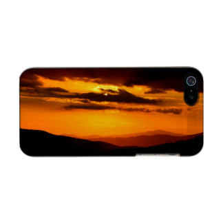 Beautiful sunset photo incipio feather® shine iPhone 5 case