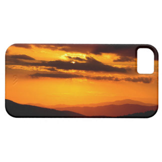 Beautiful sunset photo iPhone 5 case