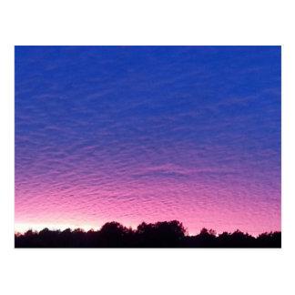 Beautiful Sunset Post Card