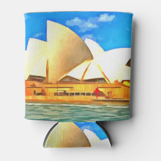 Beautiful Sydney Opera House Can Cooler