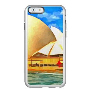 Beautiful Sydney Opera House Incipio Feather® Shine iPhone 6 Case