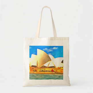 Beautiful Sydney Opera House Tote Bag