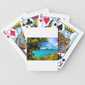 Beautiful Thailand Bicycle Playing Cards