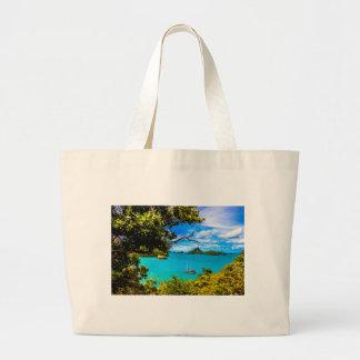 Beautiful Thailand Large Tote Bag