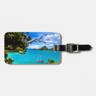 Beautiful Thailand Luggage Tag
