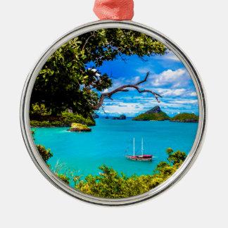 Beautiful Thailand Metal Ornament