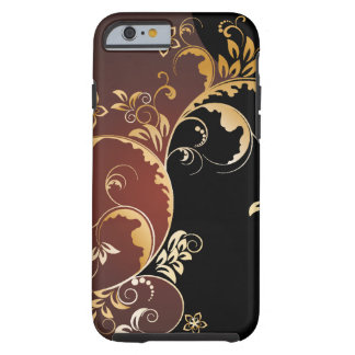 beautiful theme tough iPhone 6 case