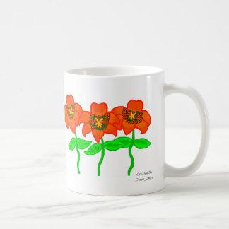 Beautiful Tiger Lilies Coffee Mug