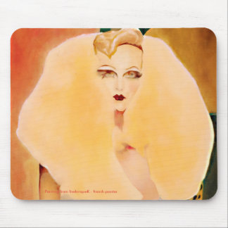 Beautiful time mouse pad