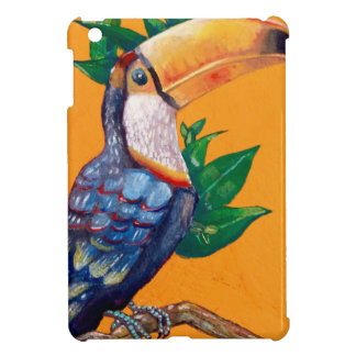 Beautiful Toucan Bird Painting iPad Mini Case
