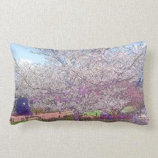 Beautiful Tree Lumbar Pillow