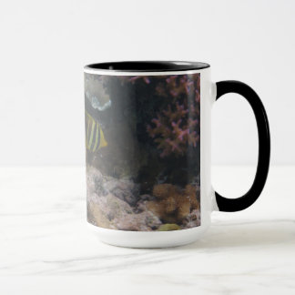 Beautiful Tropical Butterfly Fish Mug