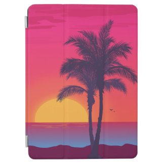 Beautiful Tropical Summer Beach iPad Air Case