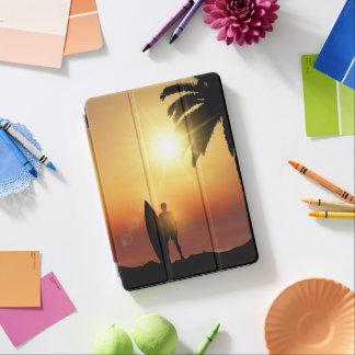 Beautiful Tropical Sunset Surfer iPad Air Case iPad Air Cover