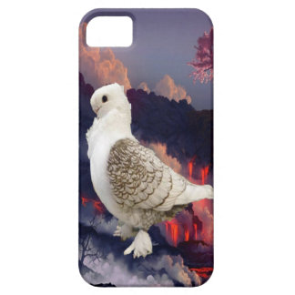 Beautiful Turbit Pigeon Case For The iPhone 5