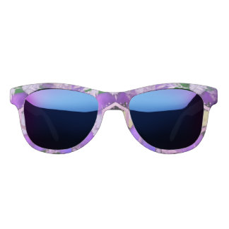 beautiful, ultra violet, abstract,collage,silver,f sunglasses