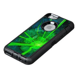 Beautiful Underwater Fractal Flower of Atlantis OtterBox Defender iPhone Case