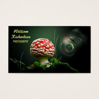 beautiful unique design photographer business business card