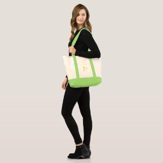 Beautiful unique impulse tote bag.
