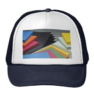 Beautiful Various colored cards Trucker Hat