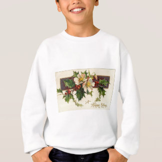 Beautiful Victorian Vintage Holidays Christmas Sweatshirt