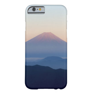 Beautiful view Mt. Fuji, Japan, Sunrise Barely There iPhone 6 Case