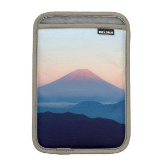 Beautiful view Mt. Fuji, Japan, Sunrise iPad Mini Sleeve