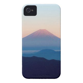 Beautiful view Mt. Fuji, Japan, Sunrise iPhone 4 Cover