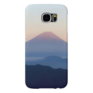 Beautiful view Mt. Fuji, Japan, Sunrise Samsung Galaxy S6 Cases