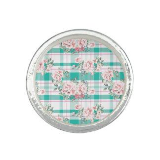 Beautiful Vintage Flowers Rose Pattern