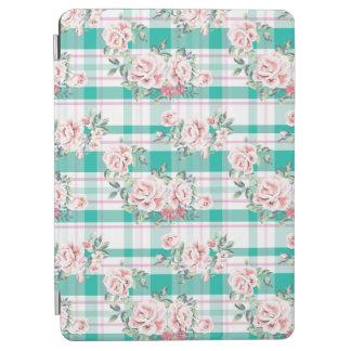 Beautiful Vintage Flowers Rose Pattern iPad Air Cover